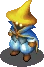 FFTS Hume Black Mage Sprite
