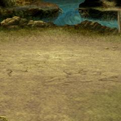 Battle background on land (iOS).