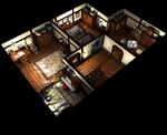 Nibelheim tifas house2