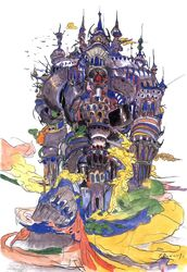 Amano Giant of Bab-Il