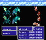 FFIII NES Life2