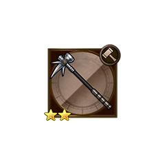 War Hammer.
