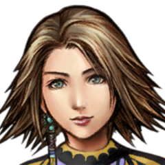 Yuna's Trainer portrait.