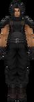 Zack Crisis Core Model (Young)