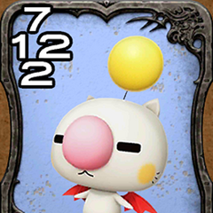 Moogle from <i>World of Final Fantasy</i>.