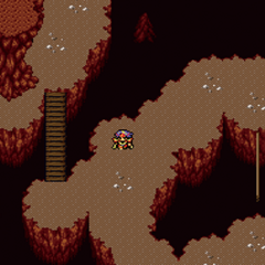 The japanese dungeon image for <i>Sealed Cave</i> in <i><a href=