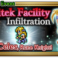 Global event banner for Magitek Facility Infiltration.