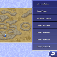 Map of the Red Moon (iOS).