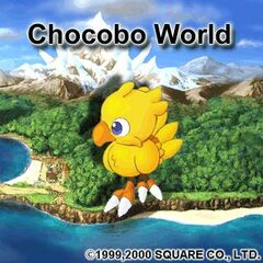 Chocobo World.