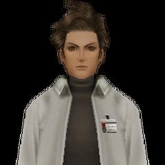 Scientist NPC (<i>Crisis Core</i>).