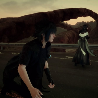 Gentiana appears on a background of a photo.