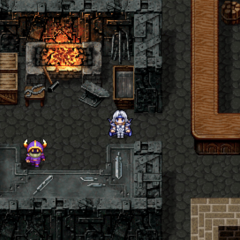 Kokkol's Forge (PSP).