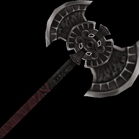 Blood Gigas's axe.