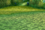 FFIViOS Sylph Cave Battle Background