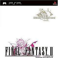 <i>Final Fantasy II</i><br />PlayStation Portable<br />Japan, 2007.