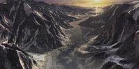 Caspian Mountains
