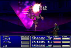 FFVII Doom of the Living