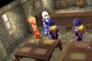 Baron town inn cutscene ios