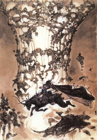 File:Amano FFVI Unknown (Odin?).jpg