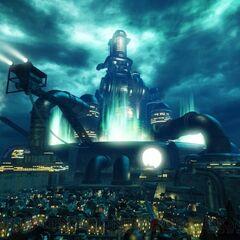 Midgar <i>Dissidia Final Fantasy (2015)</i>.