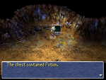 FFIII Altar Cave Potion 3