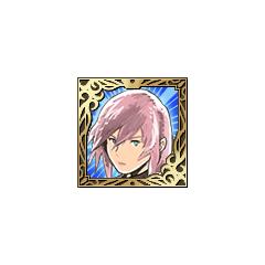 Lightning's <i>XIII Tactics S</i> icon.