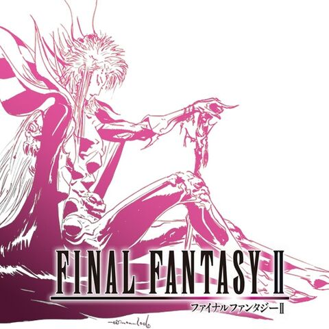 Final Fantasy II  Final Fantasy Wiki  FANDOM powered by