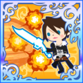 FFAB Fated Circle - Squall SSR