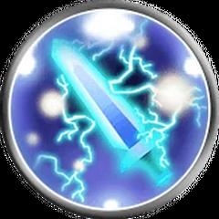 Sword Art: Thunder Slash icon in <i><a href=