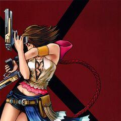 Promotional artwork by Tetsuya Nomura.