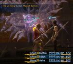 FFXII Magick Barrier