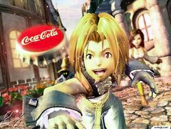 FFIX coke commercial