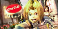 List of Final Fantasy and Coca-Cola marketing campaigns