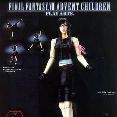Final Fantasy VII: Advent Children Play Arts.