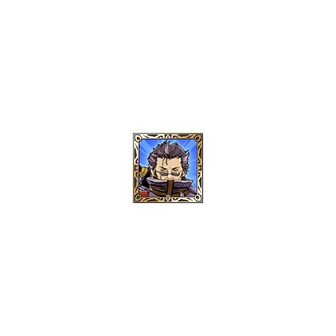 Auron's icon.