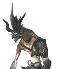 Ixali warrior.