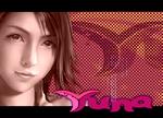 FFX2 Yuna Title