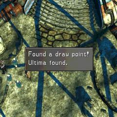 Draw point found.
