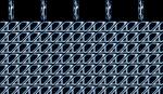 FFIV Battle Background Crystal Room SNES