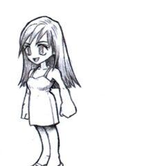 Young Tifa.