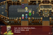 FFVI PC Celes & Shadow Rejoin