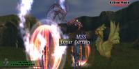 Lunar Curtain