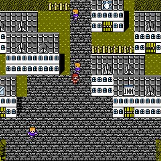 Bafsk (NES).