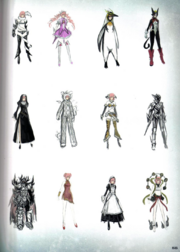 LRFFXIII Artwork - Rejected Garb Designs