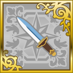 Mythril Knife (SR).