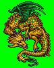 FFRK Yellow Dragon FFIII