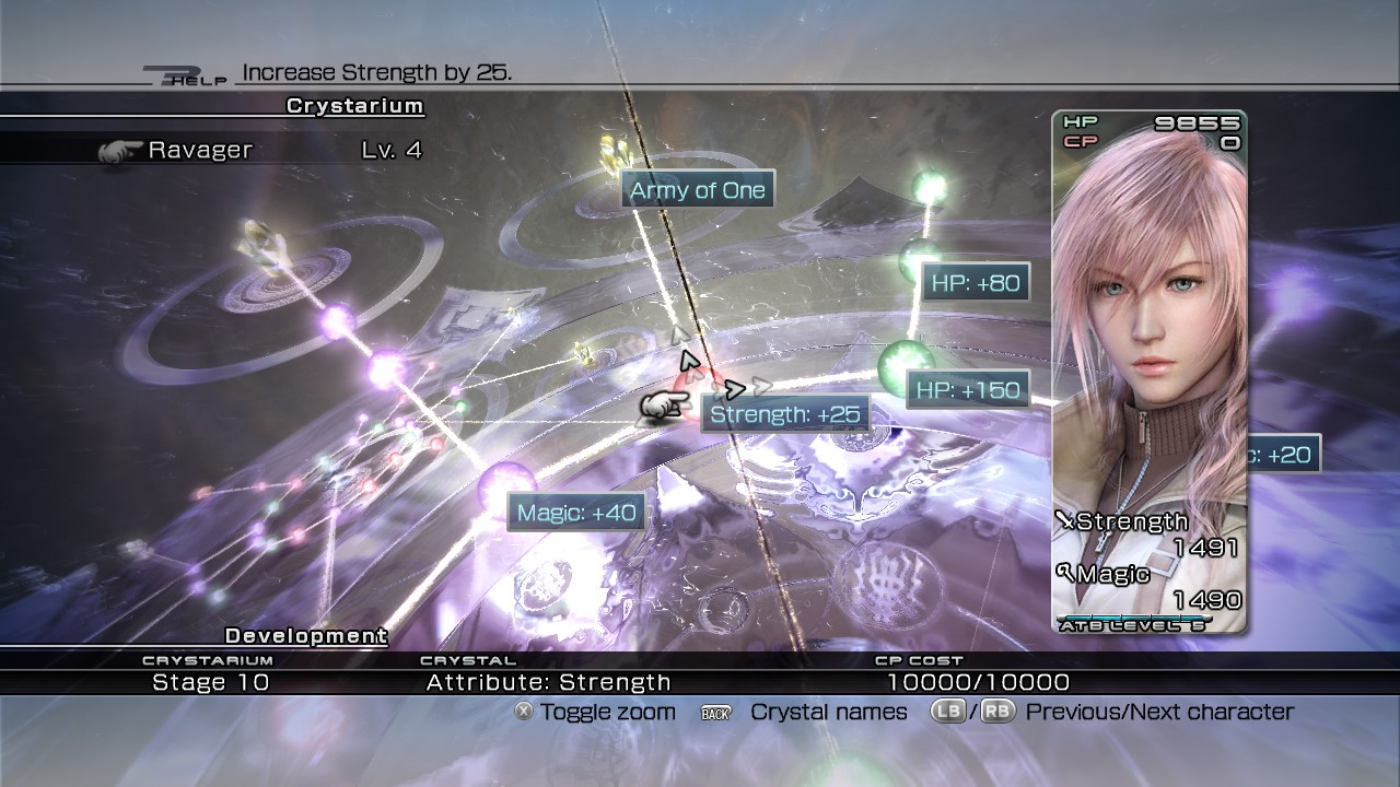 Image result for ffxiii crystarium