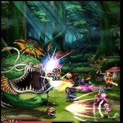 A battle screenshot.