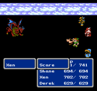 FFIII NES Scare