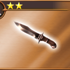 Bronze Knife in <i><a href=